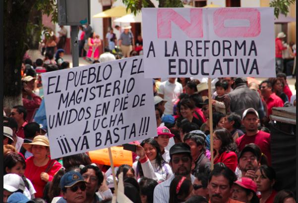 LA OCDE Y LA REFORMA EDUCATIVA